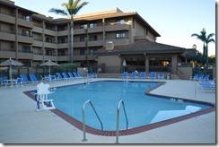 HI Santa Maria pool