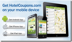 HotelCoupons apps
