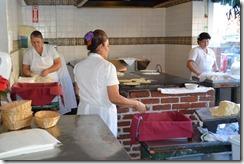 San Diego OT Hand-made totillas