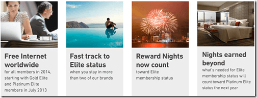 IHG Rewards Club benefits
