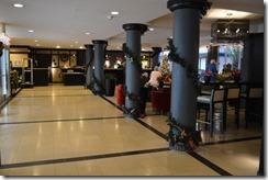 Radisson lobby
