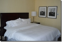 Westin DTW King bed