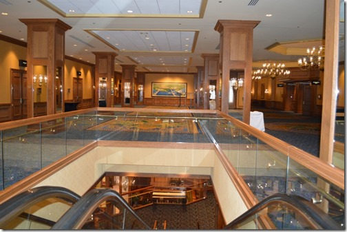 Hilton Minn conference area