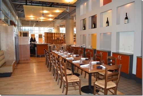 Bin 36 restaurant