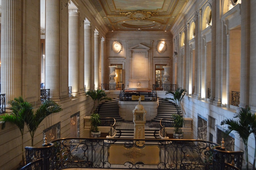 Hilton Chicago and its Stevens Hotel scandalous history