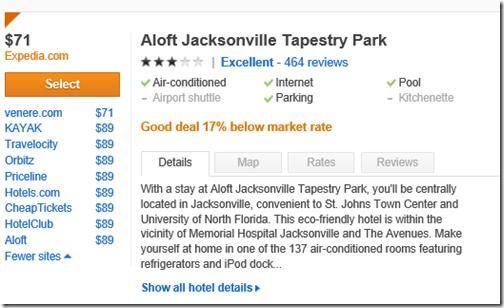 JAX Aloft 71