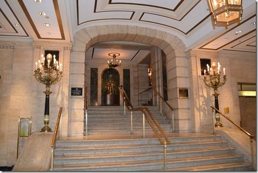 Palmer House foyer