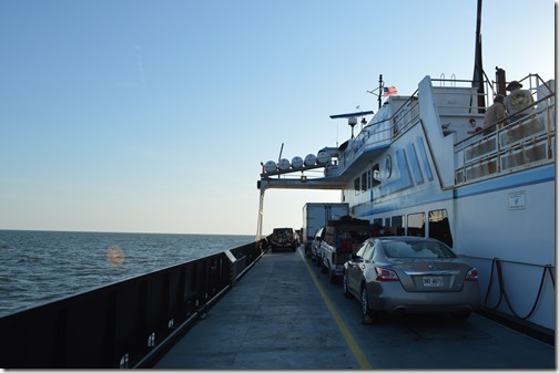 Cedar Island  ferry