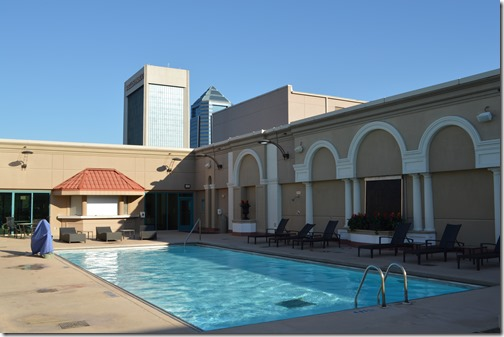 Hyatt JAX pool