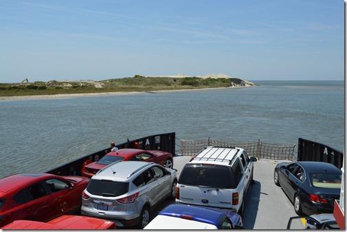 Leaving Ocracoke