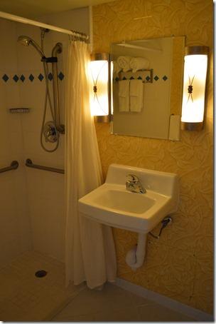 Marriott ADA room
