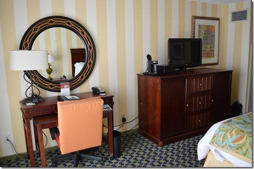 Marriott desk