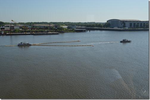 Savannah River oil  demo