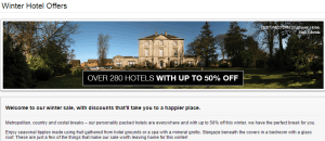Best Western Winter Sale UK