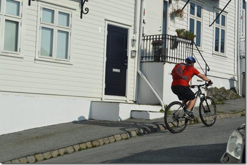 Bergen biker