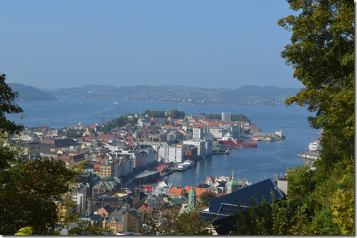 Bergen view