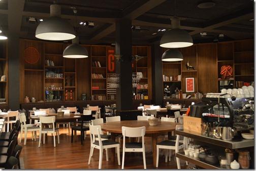 Folketeateret restaurant