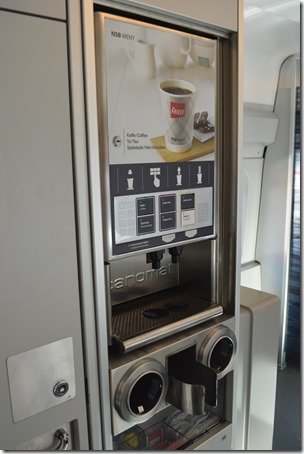 Komfort Class coffee machine