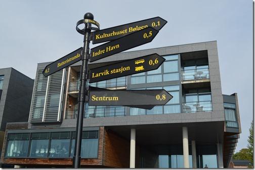Larvik signs