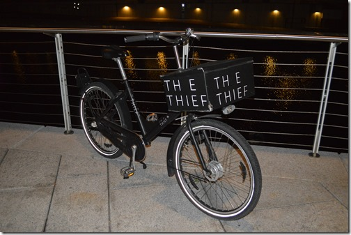 The Thief bicycle