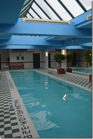 IC Yorkville pool