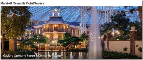Marriott Rewards PointSavers fall2014