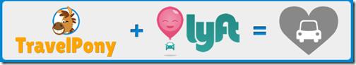 Travelpony and Lyft