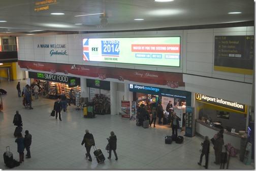 LGW Airport Concierge