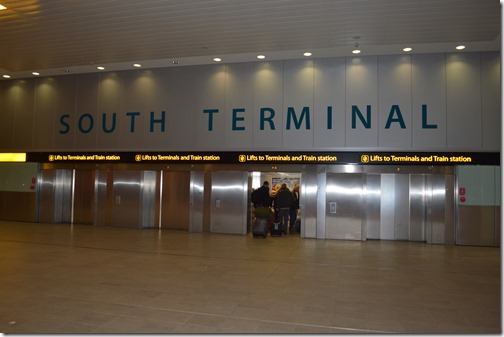 LGW South Terminal