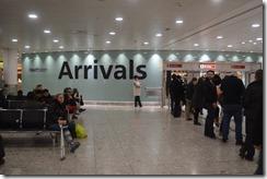 LHR Arrivals