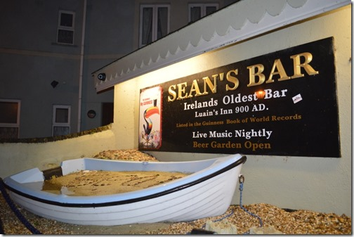 Sean's Bar Athlone