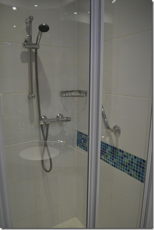 HIX-DUB shower
