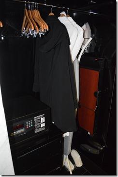 Press robes safe