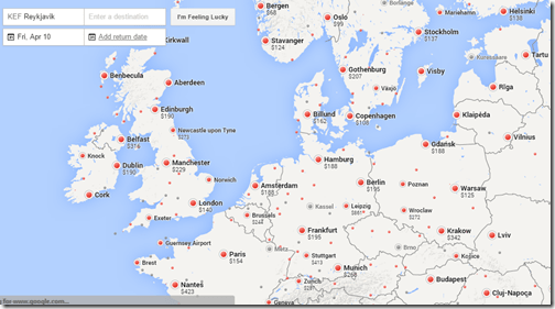 Google Flights KEF 4-10-15