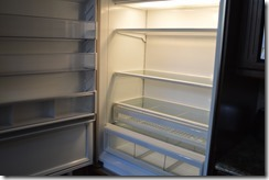 Hyatt Escala refrigerator