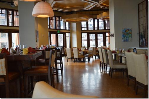 Hyatt restaurant