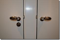 Andaz doorknobs