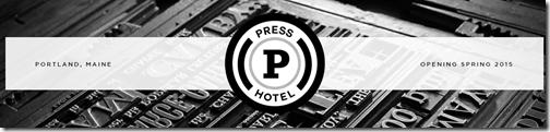 Autograph Press Hotel PWM