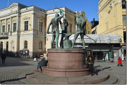 Helsinki blond