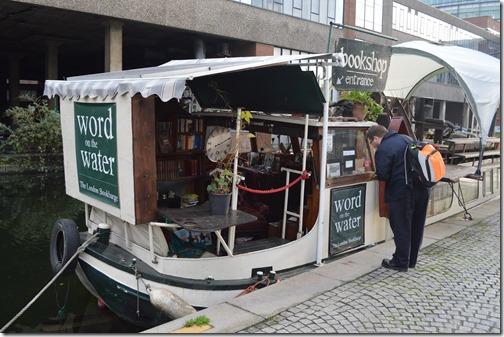 Paddington bookbarge