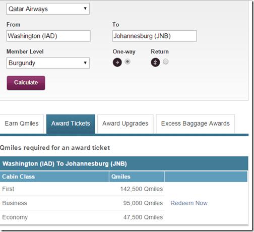 Qatar IAD_JNB Biz 95Kow