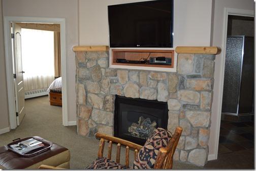 Sheraton fireplace