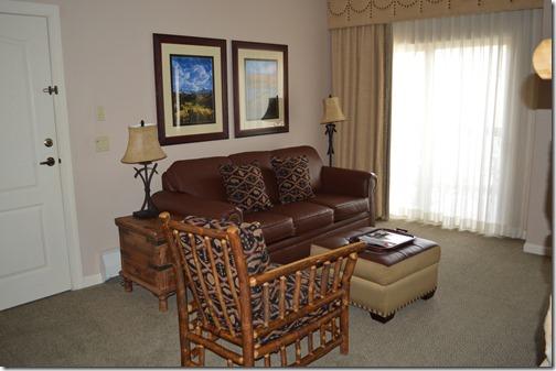 Sheraton living room