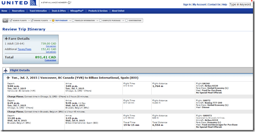 YVR-BIO Bilbao $703USD July2015