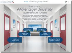 AAdvantage University-1