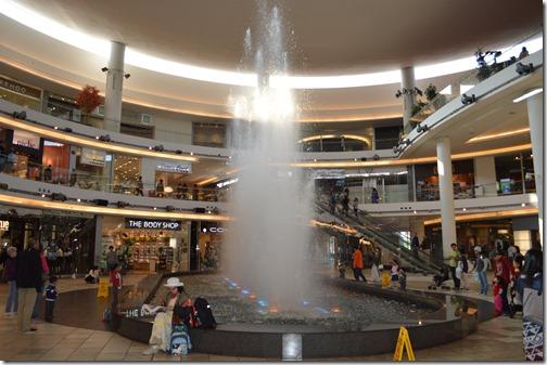 Aberdeen shopping center