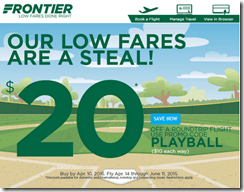 Frontier PLAYBALL