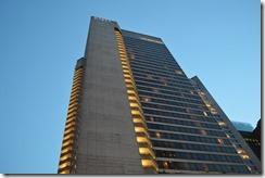 Hyatt Regency Vancouver building