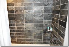 Hyatt shower tile
