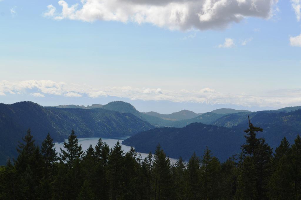 Vancouver Island Malahat Highway